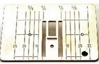 Needle Plate Bernina 120 130 140 150 Zig Zag