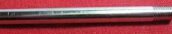 SPOOL PIN Screw In Fine Thread Metal