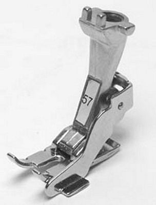 Foot Bernina 830-1630 1/4 inch with guide blade
