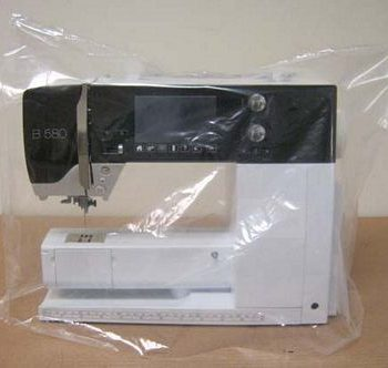 "Dust cover sewing machine 20""x 14"" clear pkg/100"