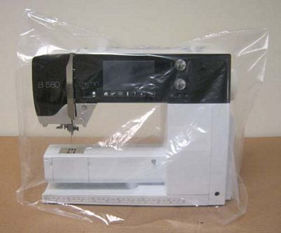 Dust Cover Sewing Machine 40x 40 Clear Pkg40 Ultimate Sewing Extraordinary Sewing Machine Dust Cover