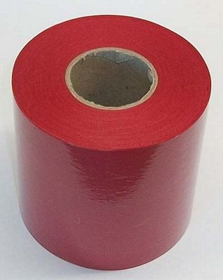 "Demo Cloth Red 4""x20 yd"