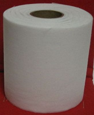 "Demo Cloth White 4""x20 yd"