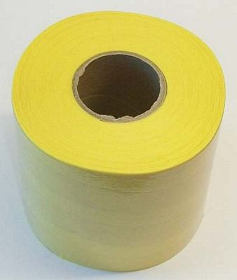 "Demo Cloth Yellow 4"" x 20 Yard"