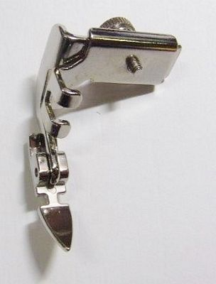 FOOT Zipper Adjustable Hinged Low shank