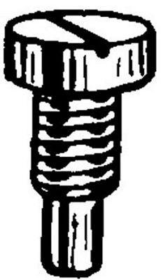SCREW Singer 15 221 Stop Motion Knob