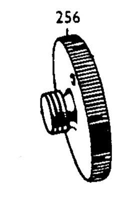 SCREW Stop Motion Knob (J1254)