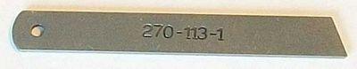 Knife Rimoldi  lower MO 812