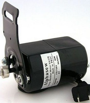 Motor Reverse K-Bracket Black