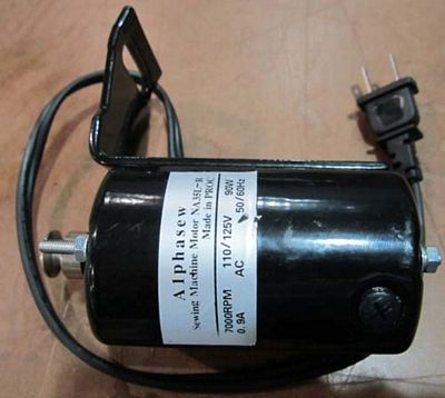 Motor reverse LN backet black