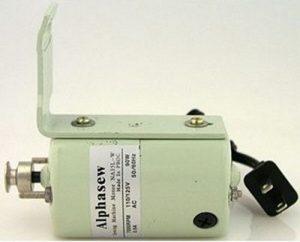 MOTOR 110 Volt AC LN-Bracket White 1/15hp 1