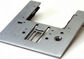 NEEDLE PLATE Riccar REC6000 zig zag