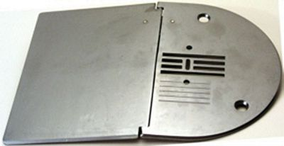 NEEDLE PLATE Riccar 900 925 with slide plate