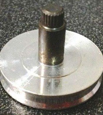BOBBIN WINDER HUB Bernina 730-830 No Ring Metal