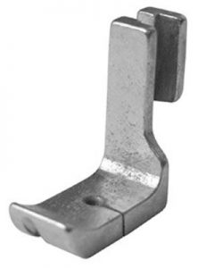 FOOT Singer 31 Piping Left 1/8″ 1