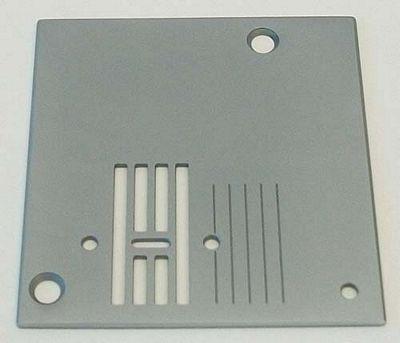 Needle plate White 1666 1755