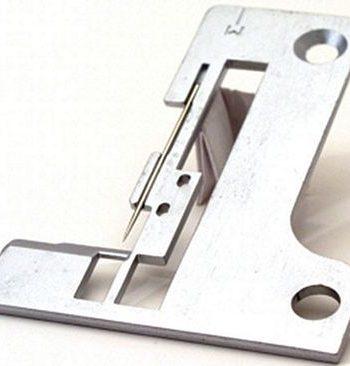 NEEDLE PLATE SERGER Roll Hem Singer 14U65 14U85