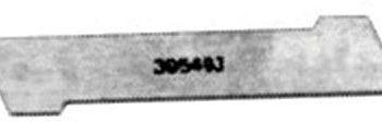KNIFE Union Special 39500 Bottom Regular