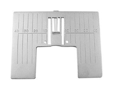 Needle Plate Viking Designer Diamond (metric)