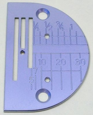 Needle Plate Viking MegaQuilter
