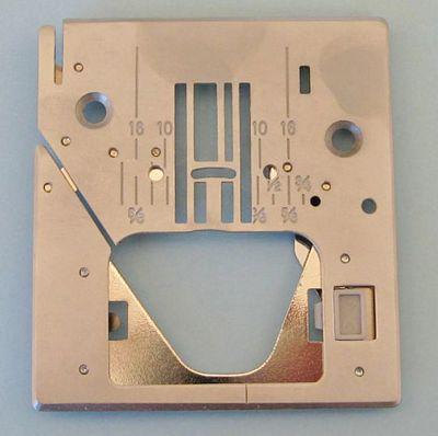 Needle Plate Singer FQ4 SEQS6000 XL400 Complete