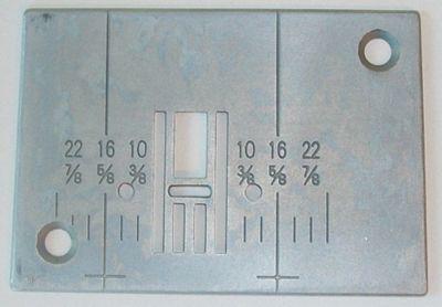 Needle Plate Singer 5400 5500 6160 6180 6199