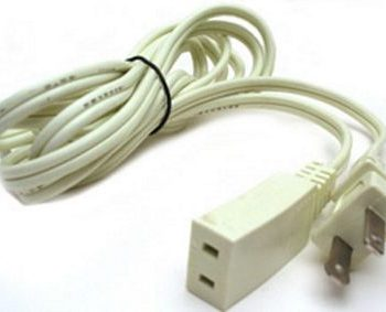 CORD Elna 9000 Power 2-Prong