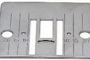 Needle Plate Elna 8000 9000 Diva