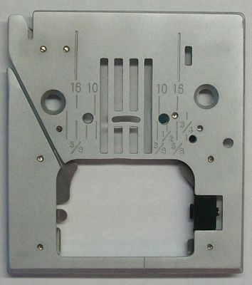 Needle Plate Singer 5625 7465 7467 8770 Complete