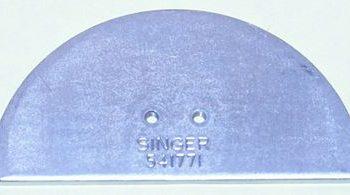 Bed Plate Singer 20U53