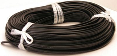 Wire SPT1 Black 100 Foot Roll