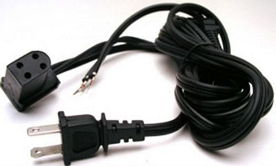 CORD Singer 620 635 645 4-prong