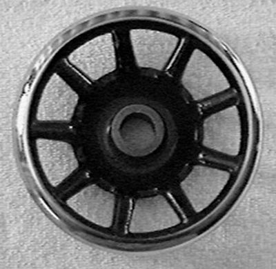 HAND WHEEL Large Spoked
