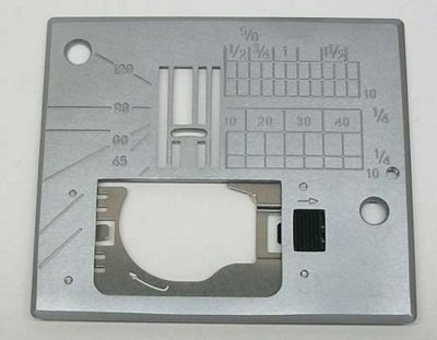 NEEDLE PLATE New Home MC6300 MC6500