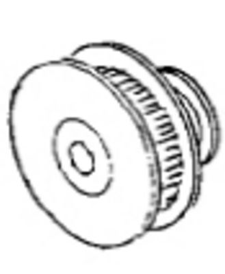 Pulley Singer CE150 CE250 CE350 Idler 1