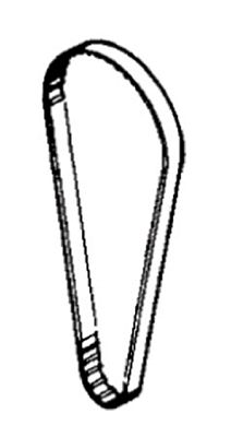 Belt Singer 7422-7470 Motor