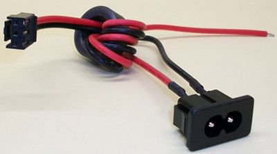 Power cord RECEPTACLE HARNESS Singer 7463, 8780
