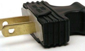 Plug Male Flat