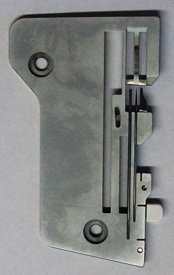 Needle Plate Juki MO655 MO655DE 5 thread machine