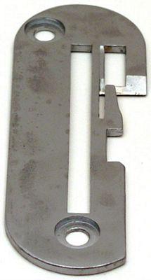 NEEDLE PLATE SERGER Juki MO103