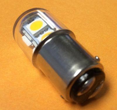 Bulb 8 LED bayonet Singer 221 Featherweight 110V