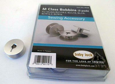 Bobbin Babylock BLJ18 package of 3