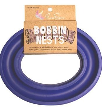 Bobbin Nest Blue  EverSewn