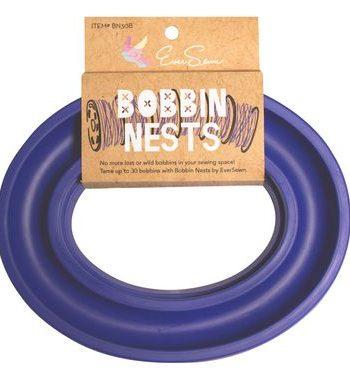Bobbin Nest Blue  EverSewn