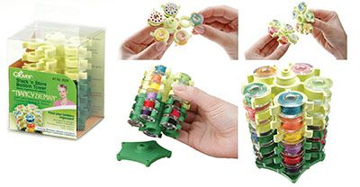 Stack 'N Store Bobbin Tower box/3