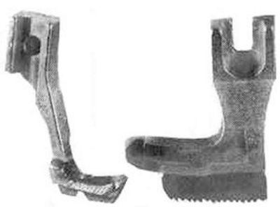 """FOOT Welt Rex 11-155R 1/4"""" set"""