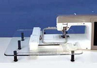 SEW STEADY TABLE Pfaff 2140 24x24 Embroidery Mode