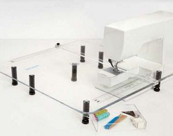 SEW STEADY TABLE Singer SEQS6000 XL400 XL580 24x24