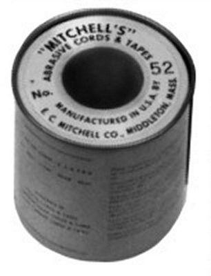 Emery tape 180grain 1/16 width