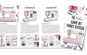 Eversewn Sparrow Machine Brochure V2